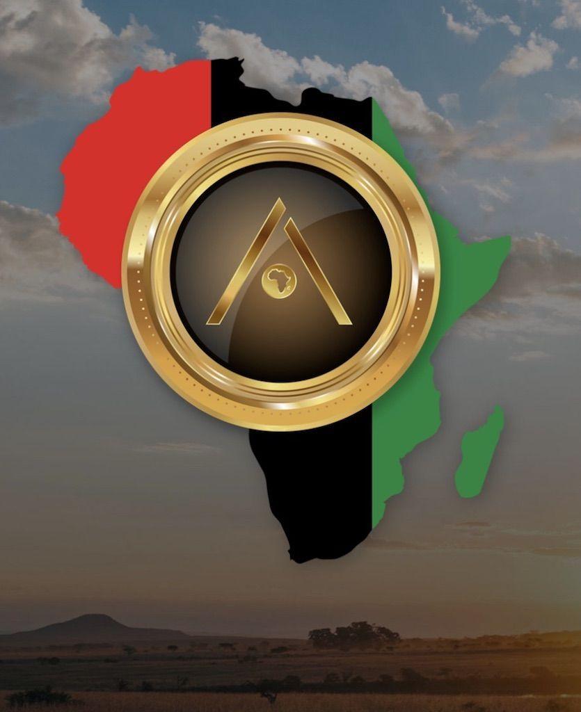 Akon Crypto City logo