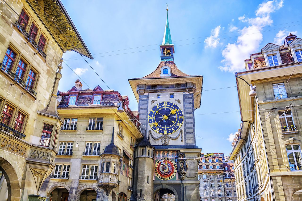 7 beautiful clock towers in Europe
