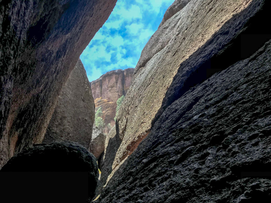 Balconies Cave in Pinnacles National Park