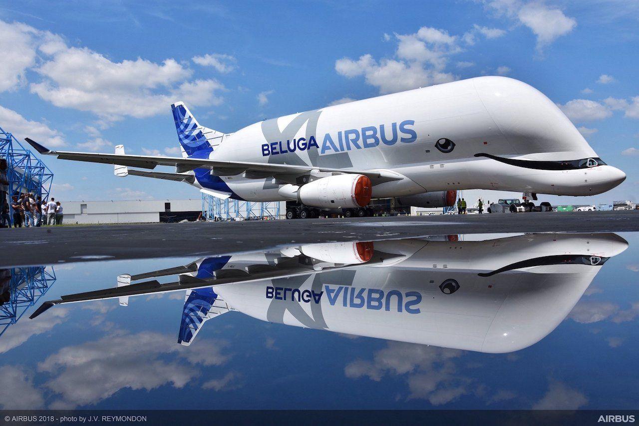 Airbus plans BelugaXL model
