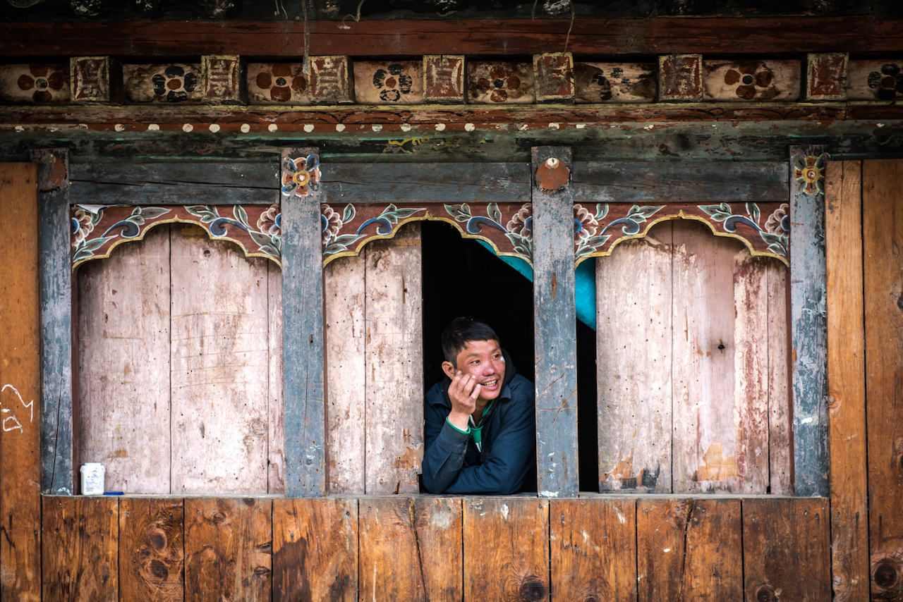 Why to visit Bhutan for its people