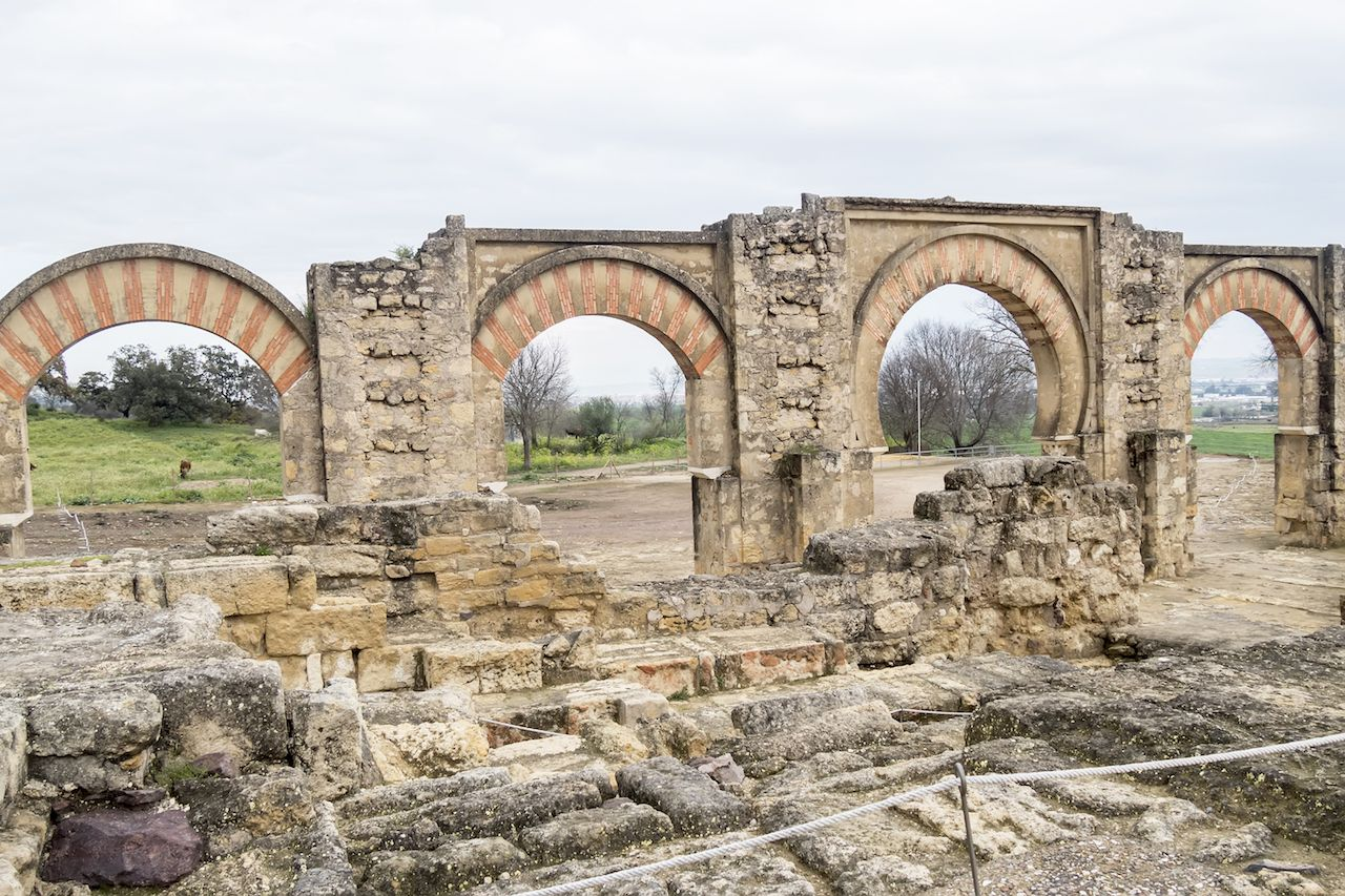 Caliphate city of Medina Azahara