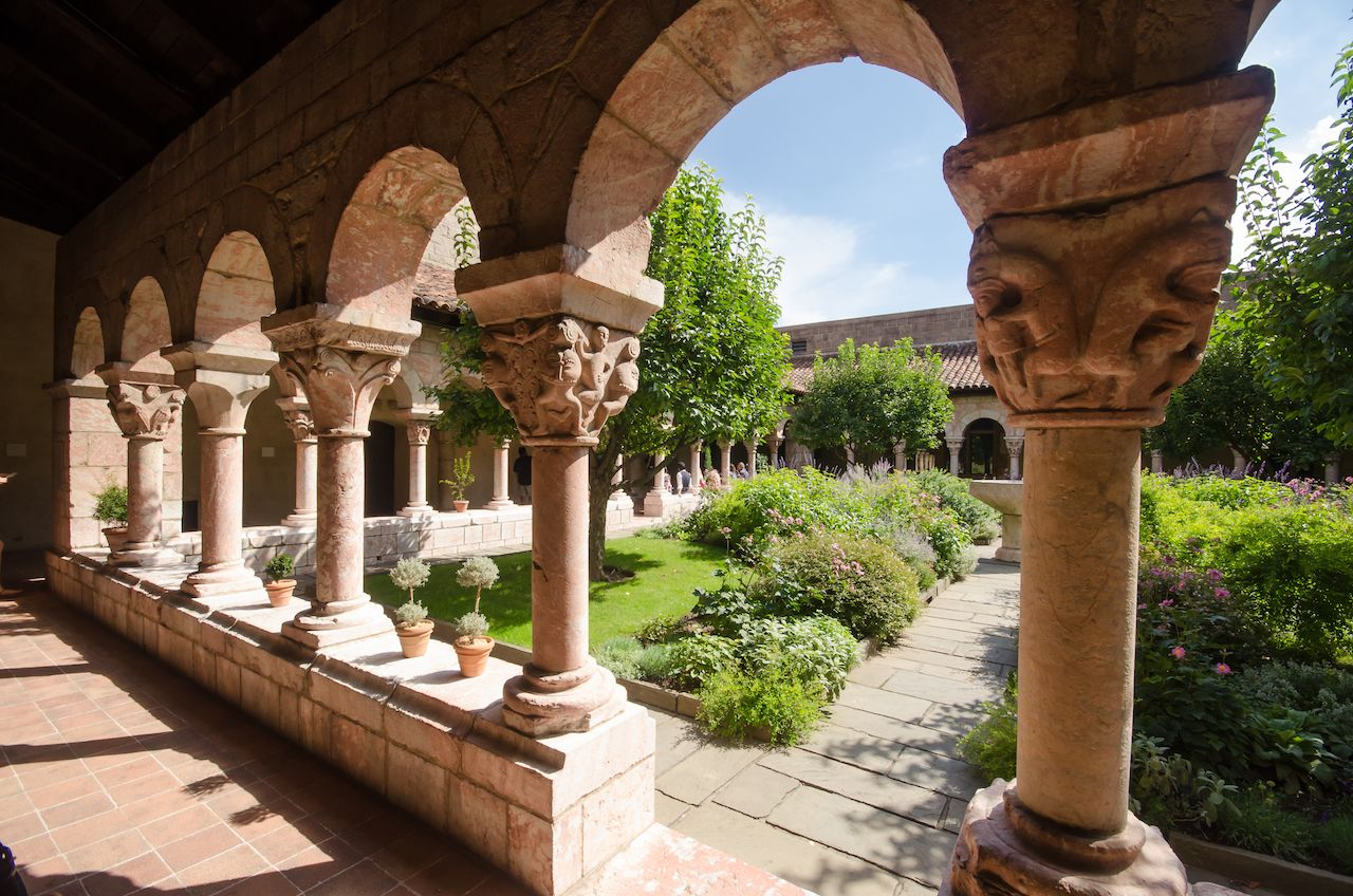 Cloisters Museum NYC