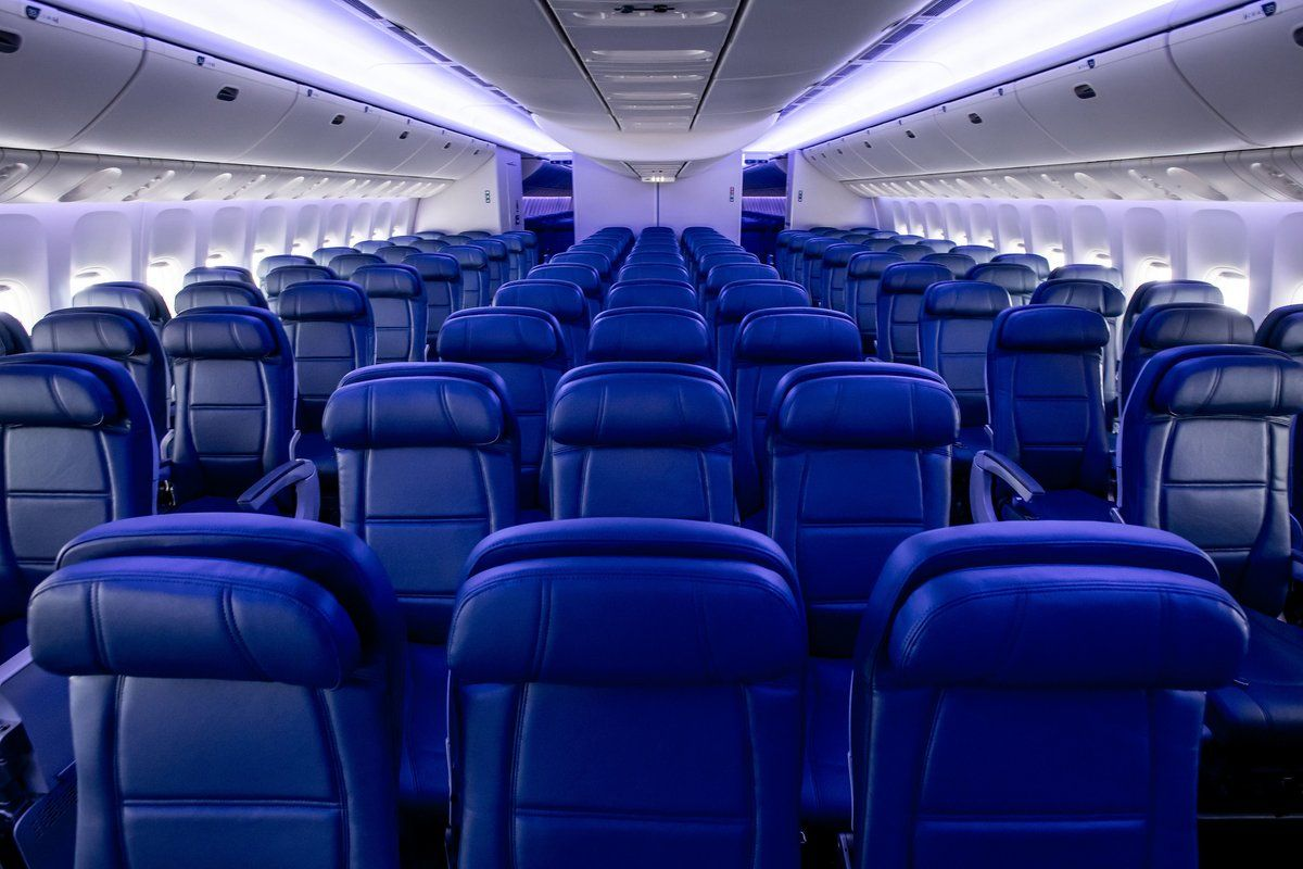 Wider seats coming to Delta's 777