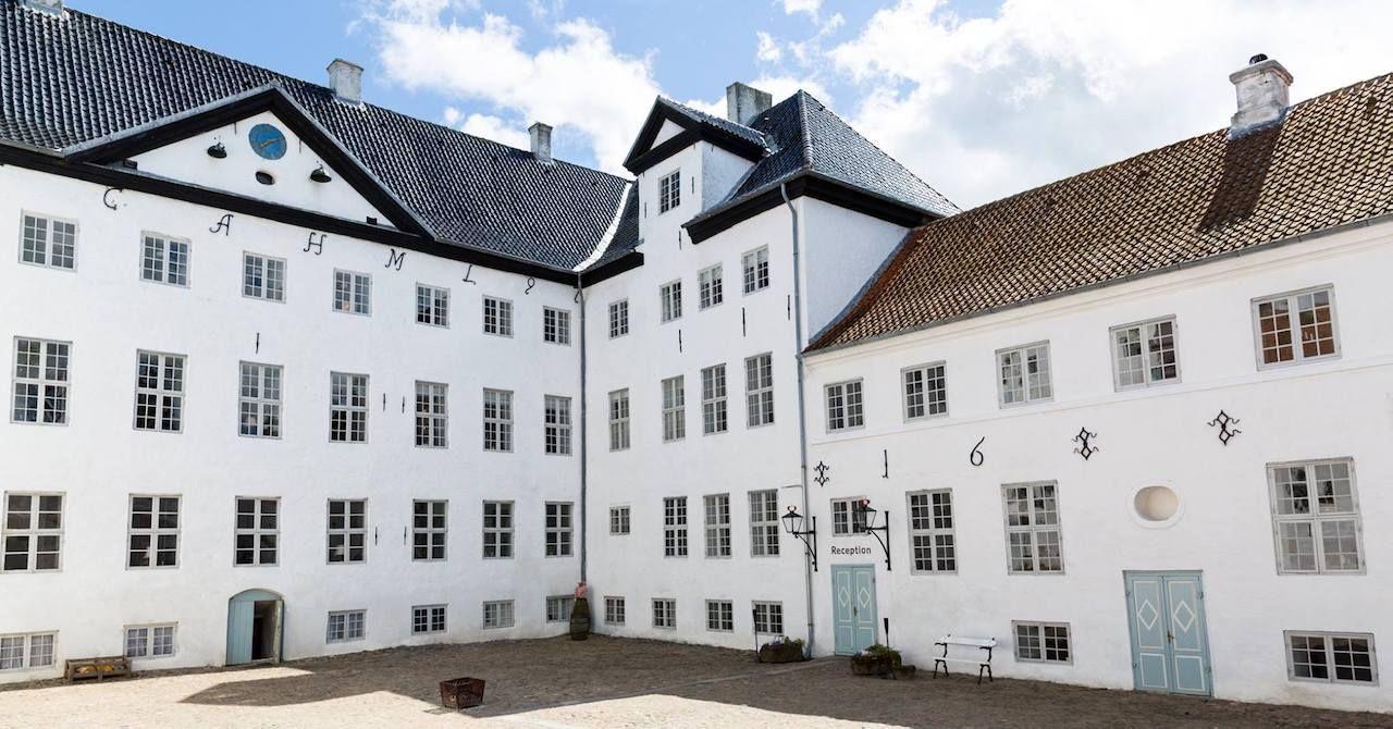 Dragsholm Slot, Denmark