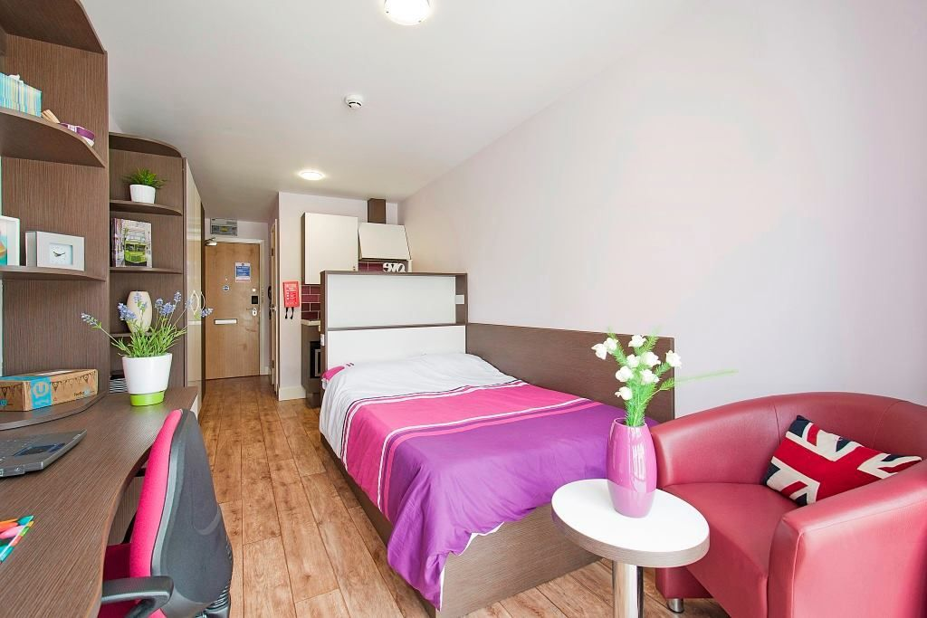 Edinburgh University student accommodation