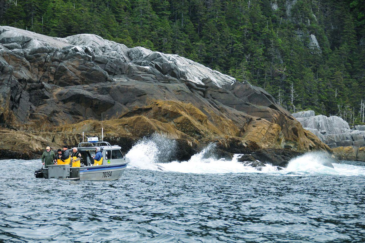 Fishing Spot Alaska