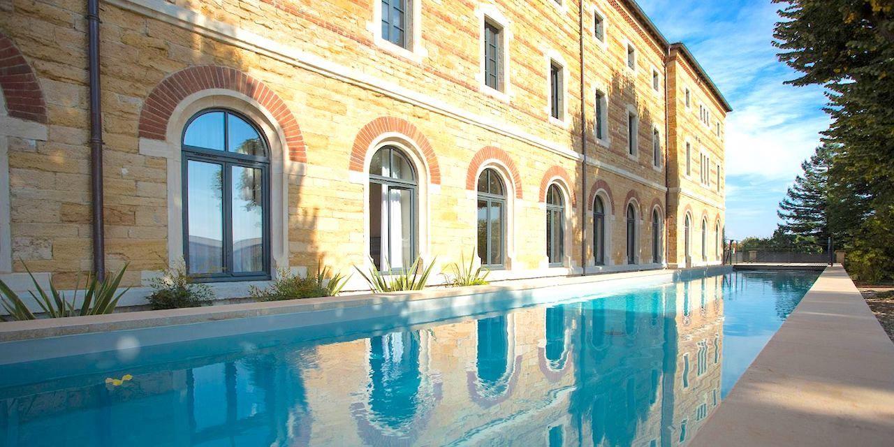Fourviere hotel piscine