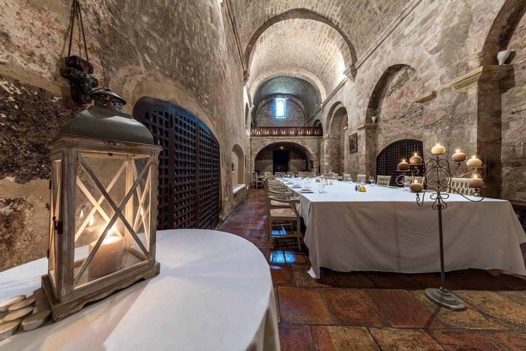 Garrigae Abbaye de Sainte-Croix restaurant