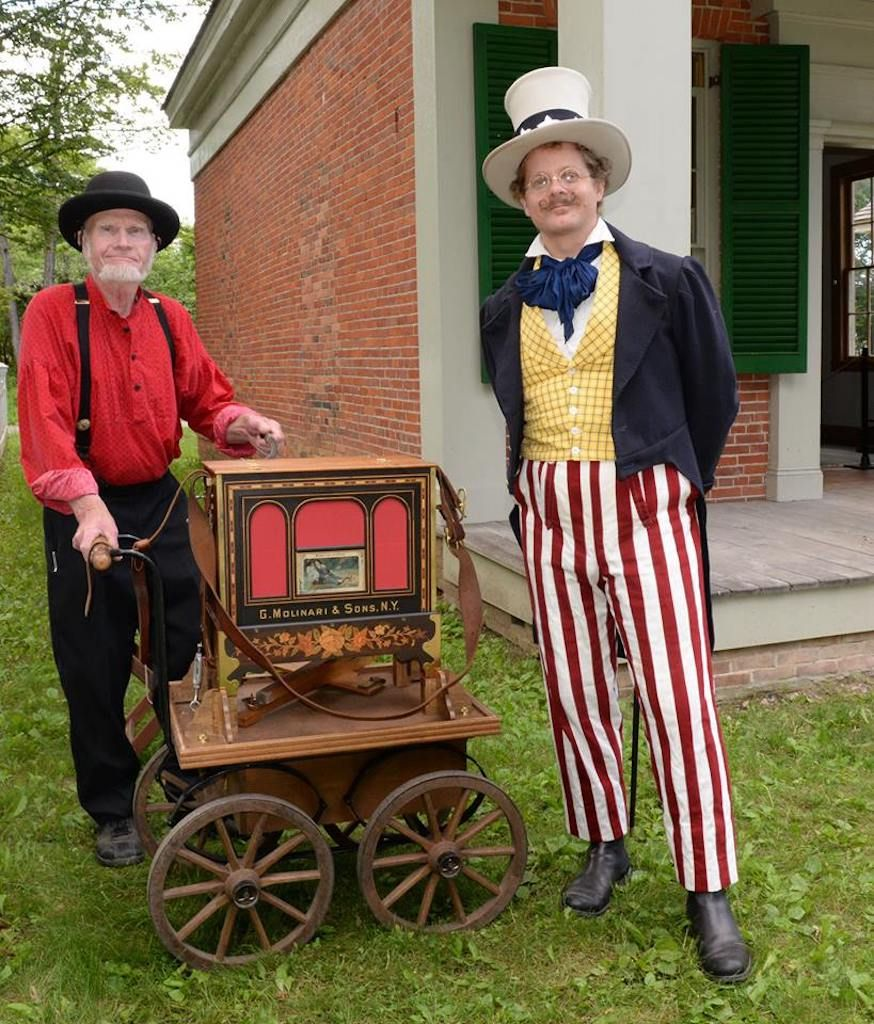 Genesee Country Village & Museum Fourth of July