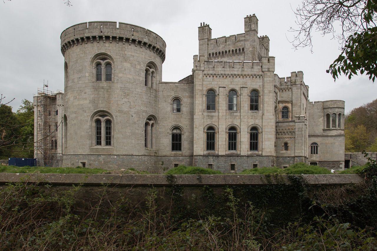 Gosford Castle in Northern Ireland