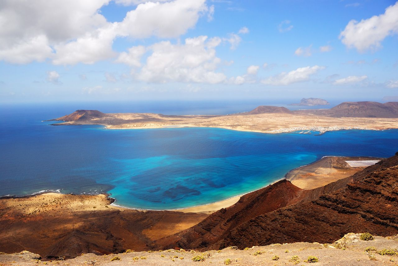 Graciosa Island, Canary Islands