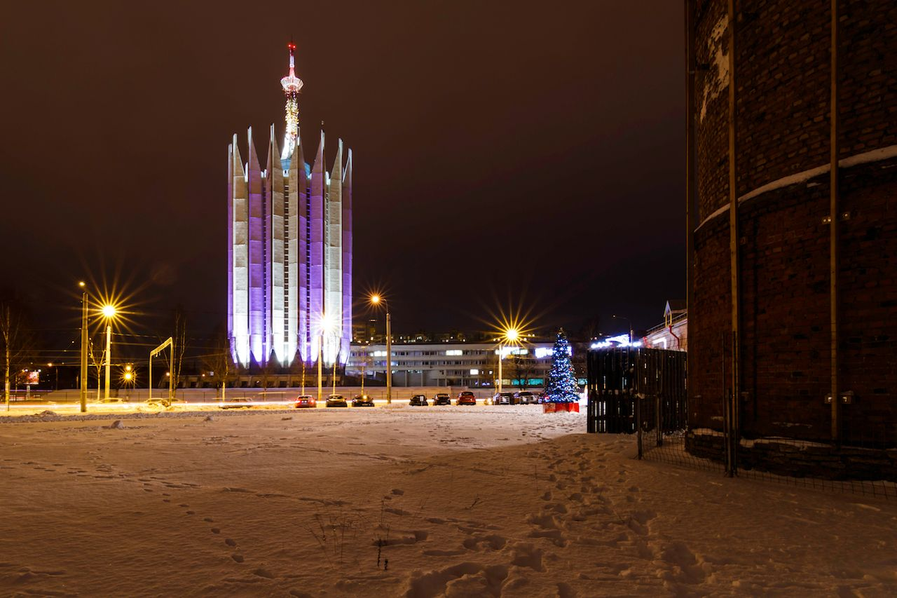 Institute of Robotics and Technical Cybernetics, Russia