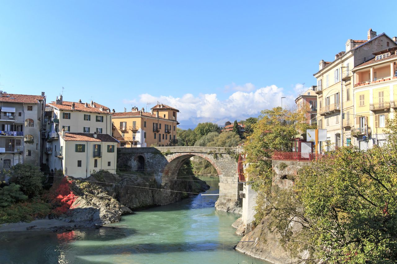 Ivrea, Italy World Heritage Site 2018