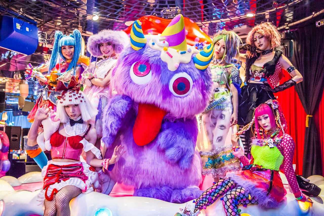 Tokyo S Kawaii Monster Cafe Is Among Japan S Coolest New
