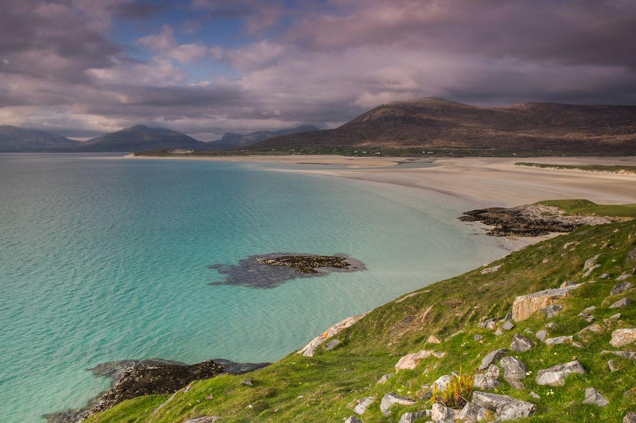 Luskentyre, South Harris, Western Isles, Scotland