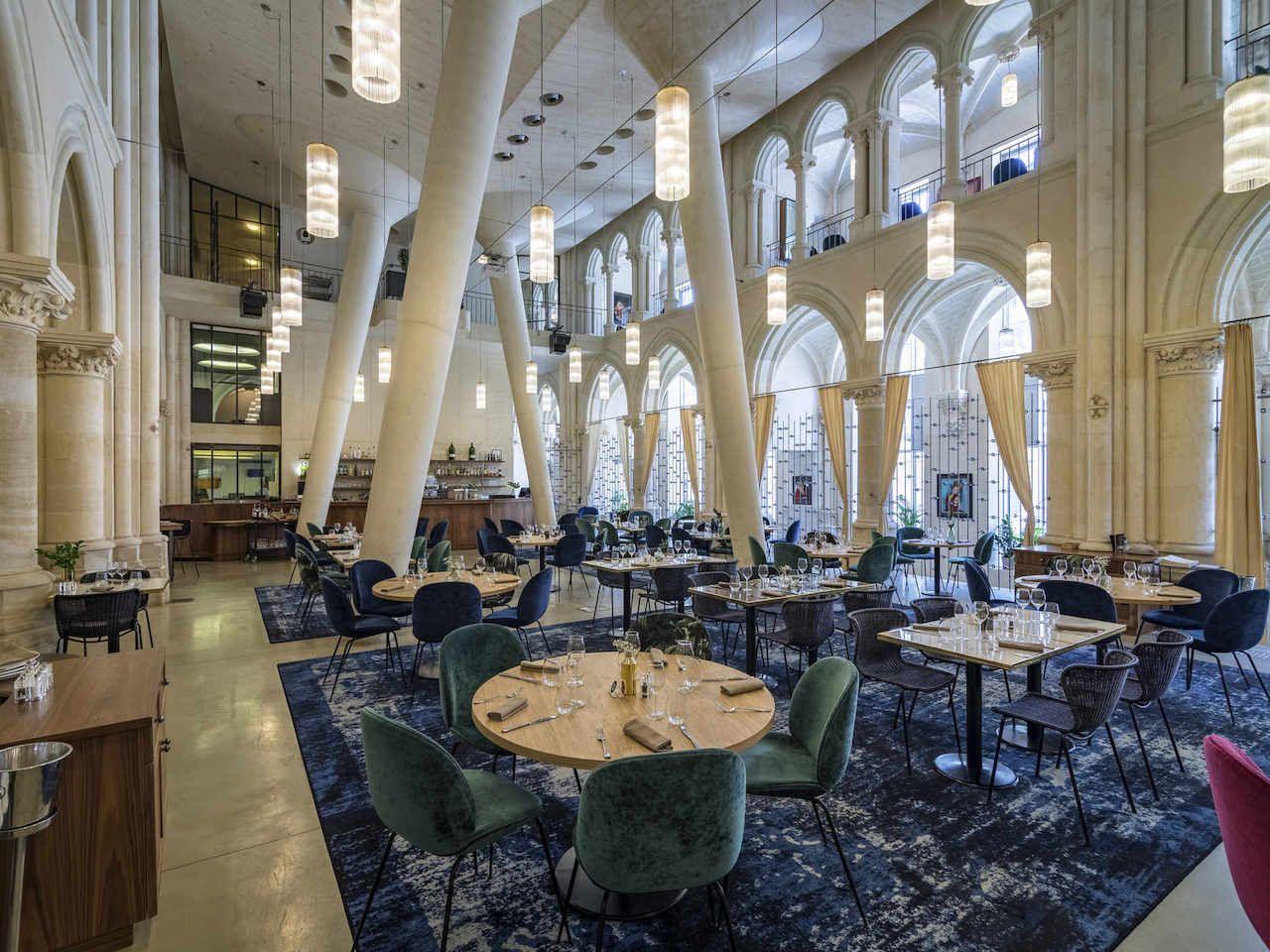 Mercure Poitiers Centre Hotel restaurant