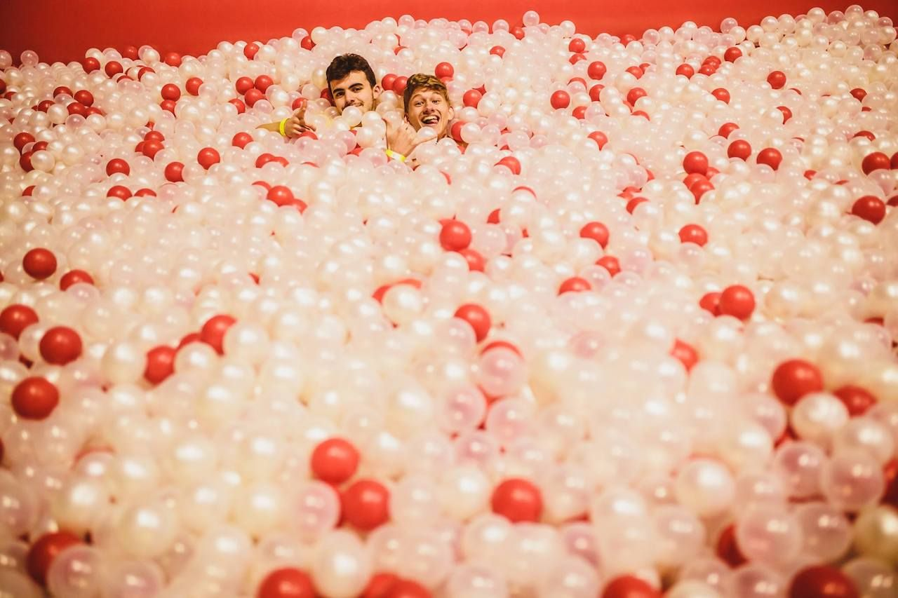 Monster Ball Pit