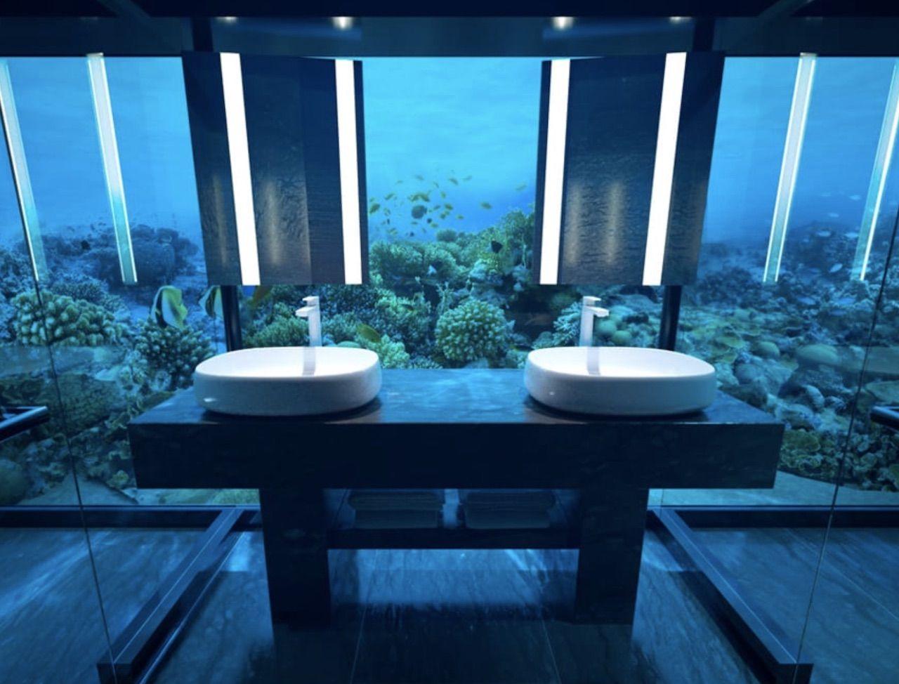 Muraka Underwater Villa