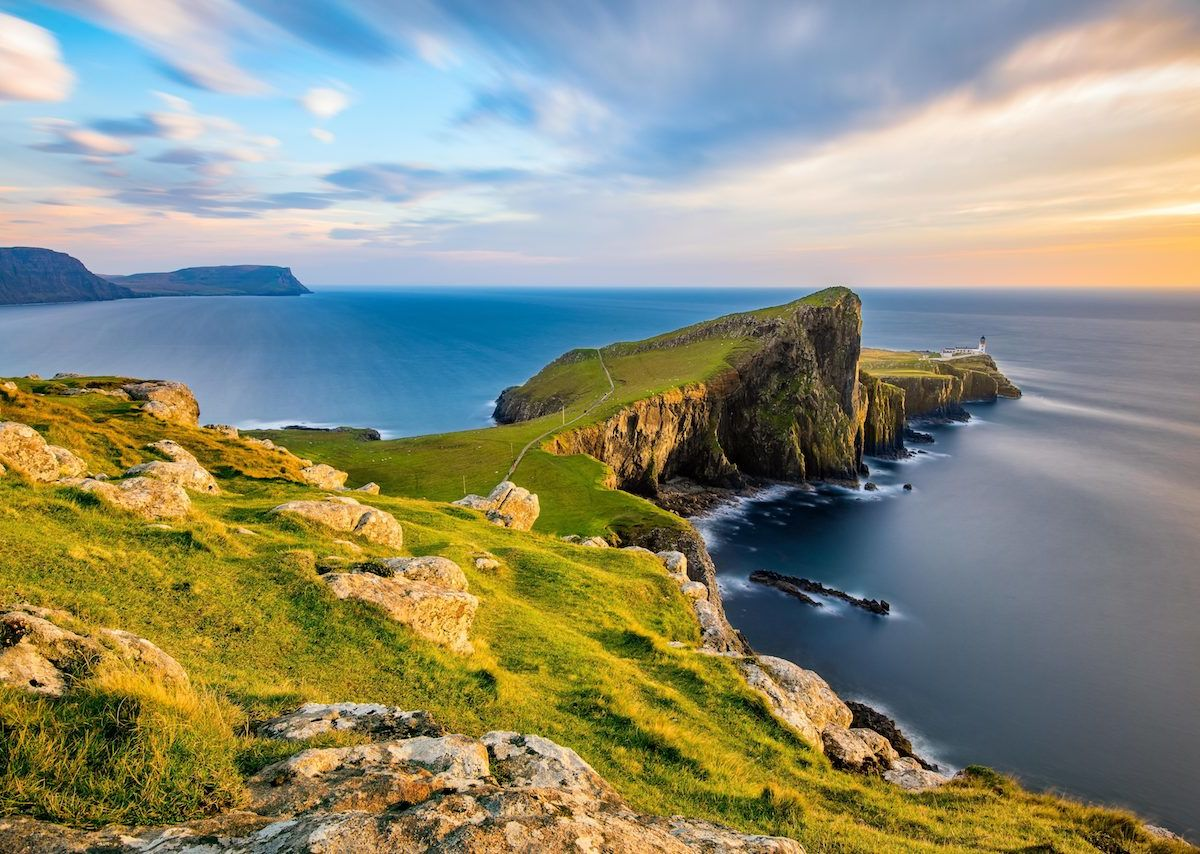How to plan an island-hopping adventure through Scotland