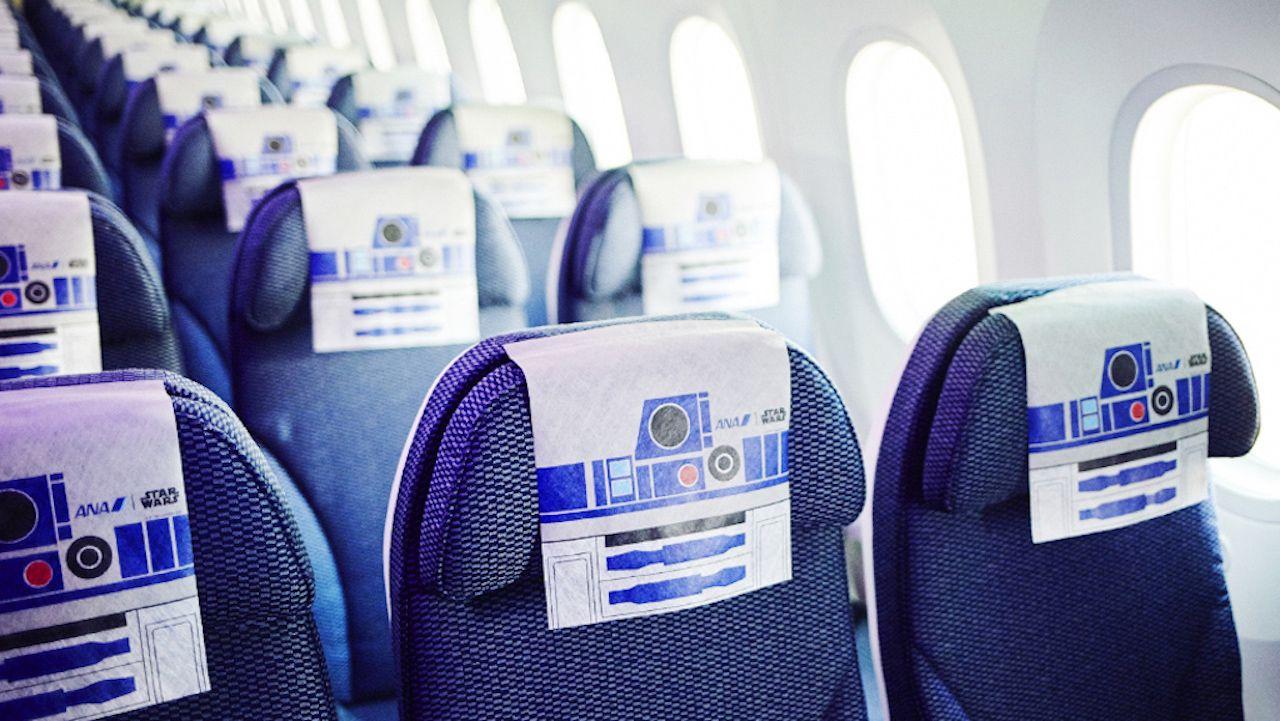 R2D2 headrests