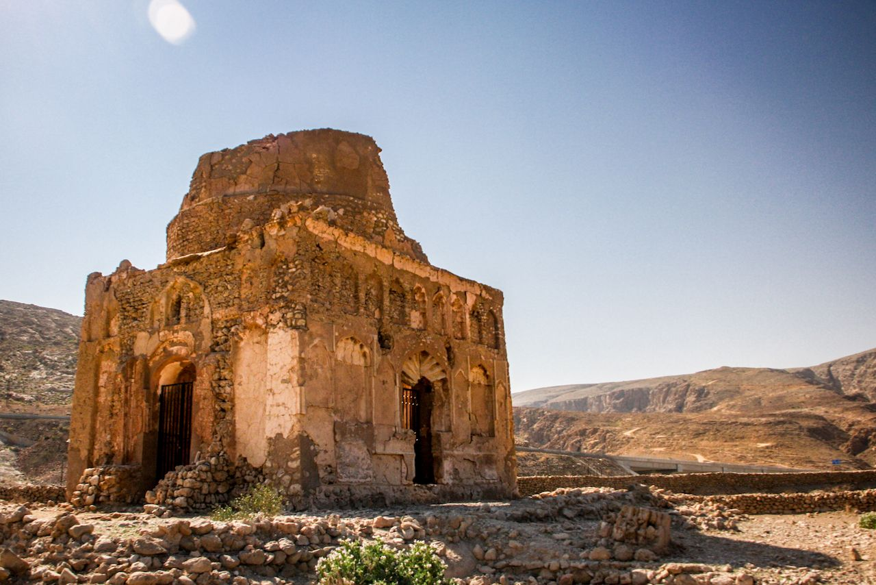 Qalhat Ruins for UNESCO World Heritage status