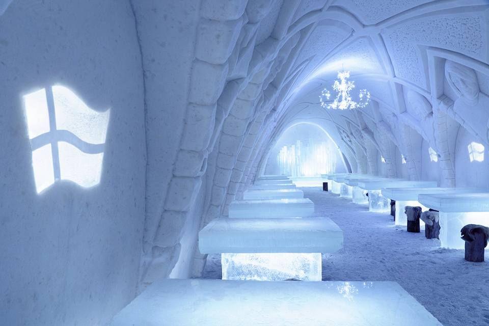 SnowCastle, Finland