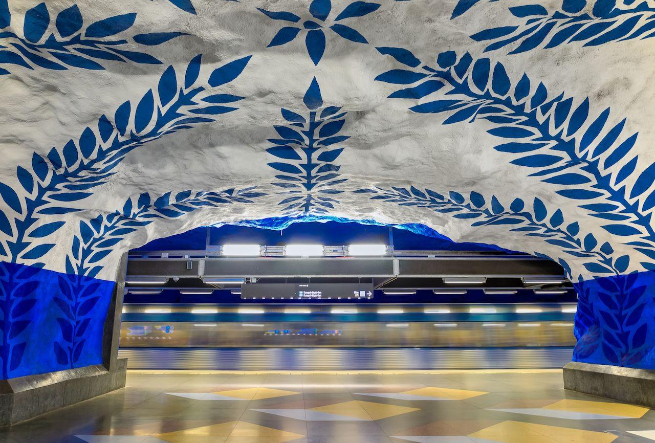 T Centralen Stockholm metro station