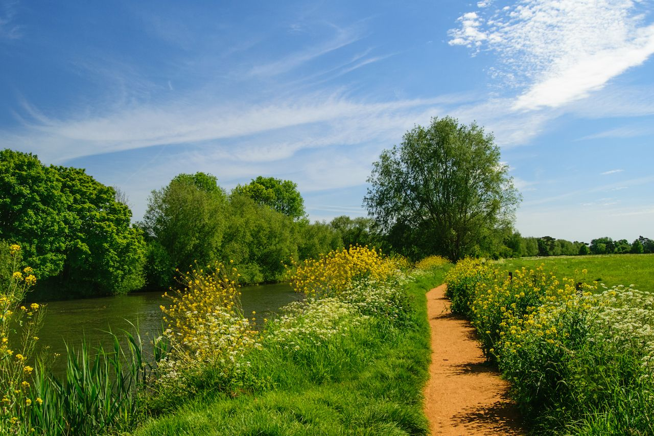 Thames Path, UK