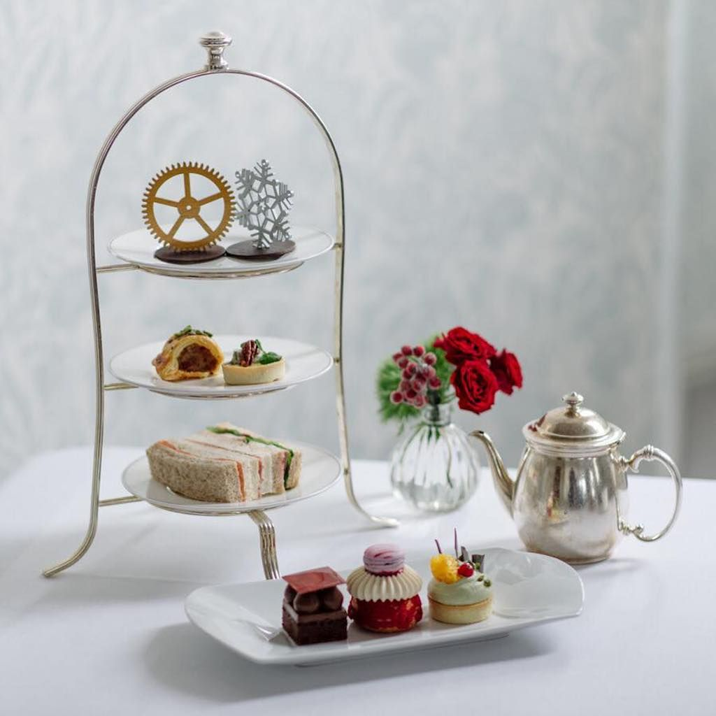 The Balmoral high tea