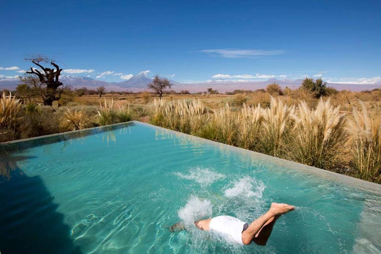 Tierra Hotels pools