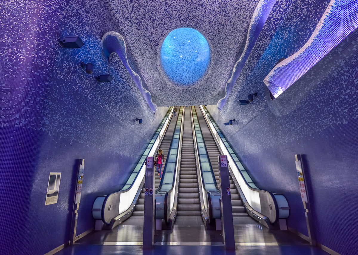 The 7 coolest subway stations from around the world that are worth stopping at