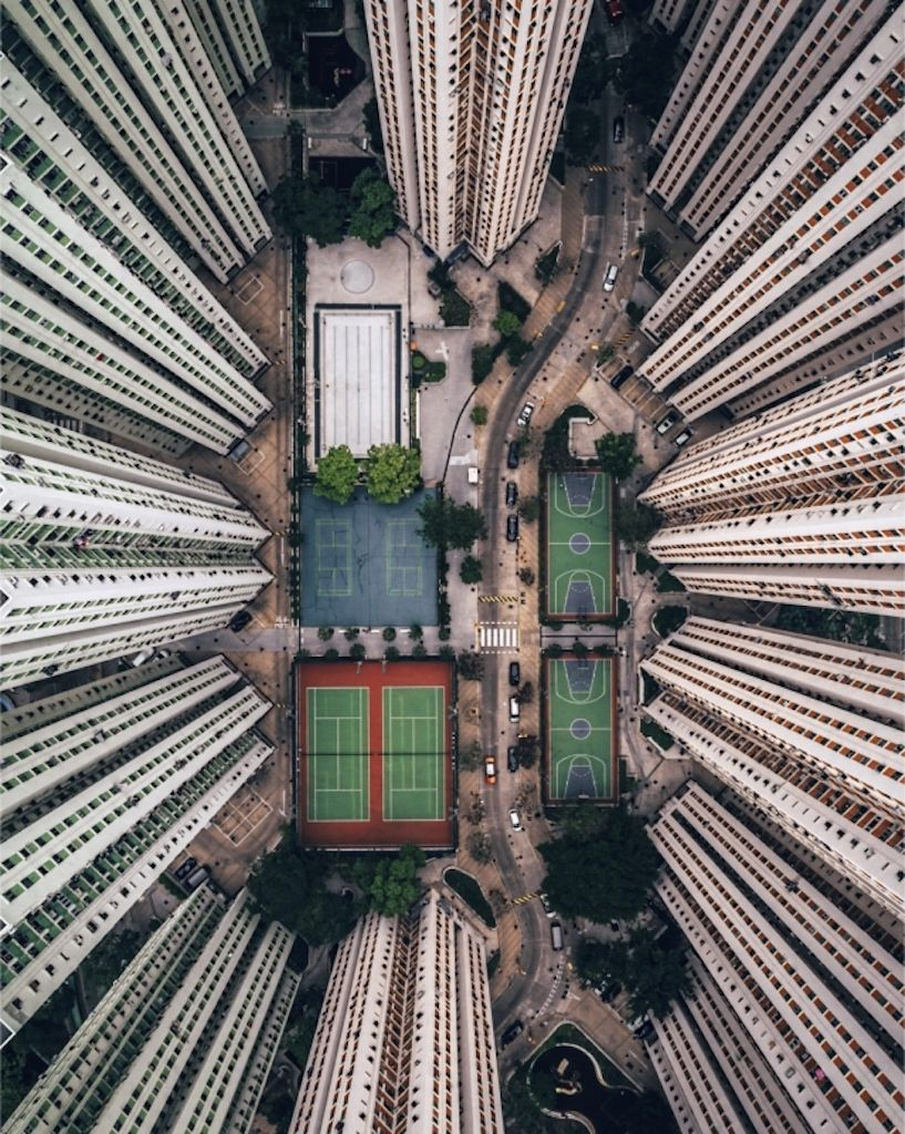 Urban runner up 2 Drone Awards 2018