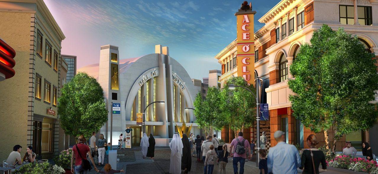 Warner Bros. World open in Abu Dhabi
