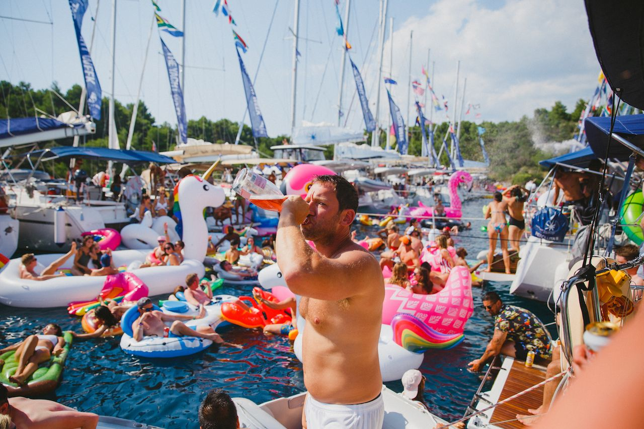 Yacht Week Croatia