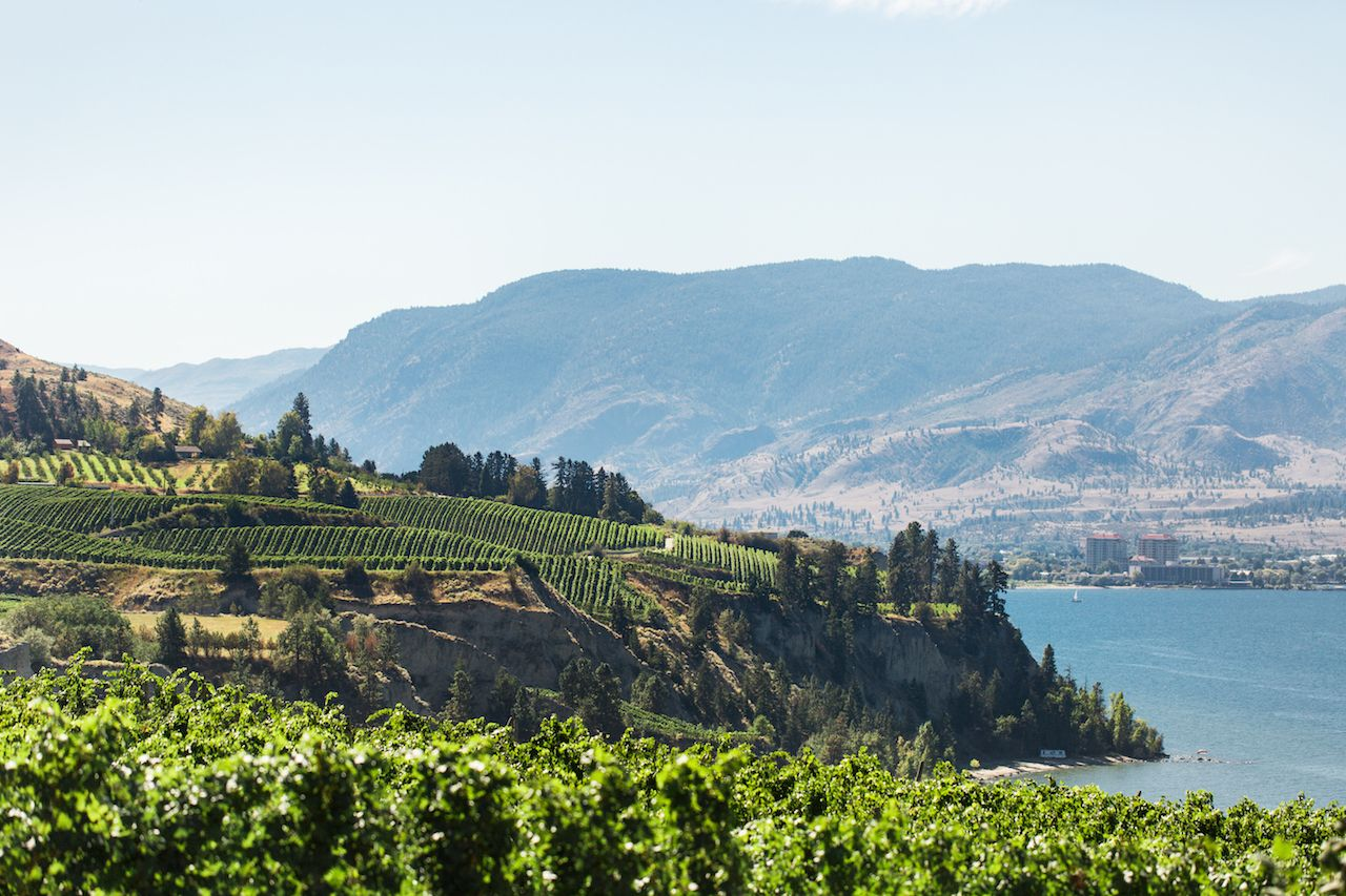 Central Okanagan in Canada