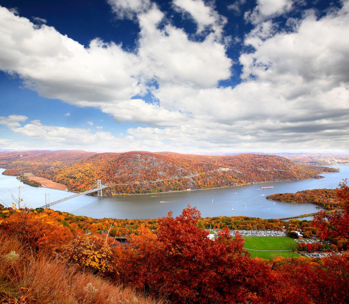 fall foliage NY