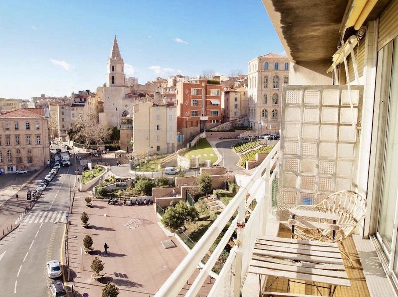 Airbnb in Marseille