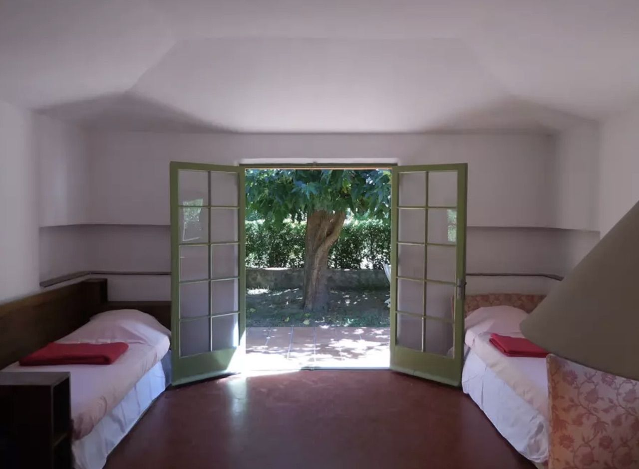 Airbnb in Saint Tropez