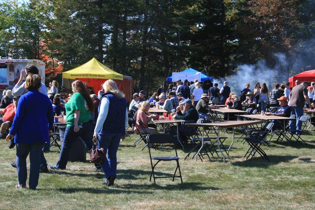 Acadia Oktoberfest in Maine