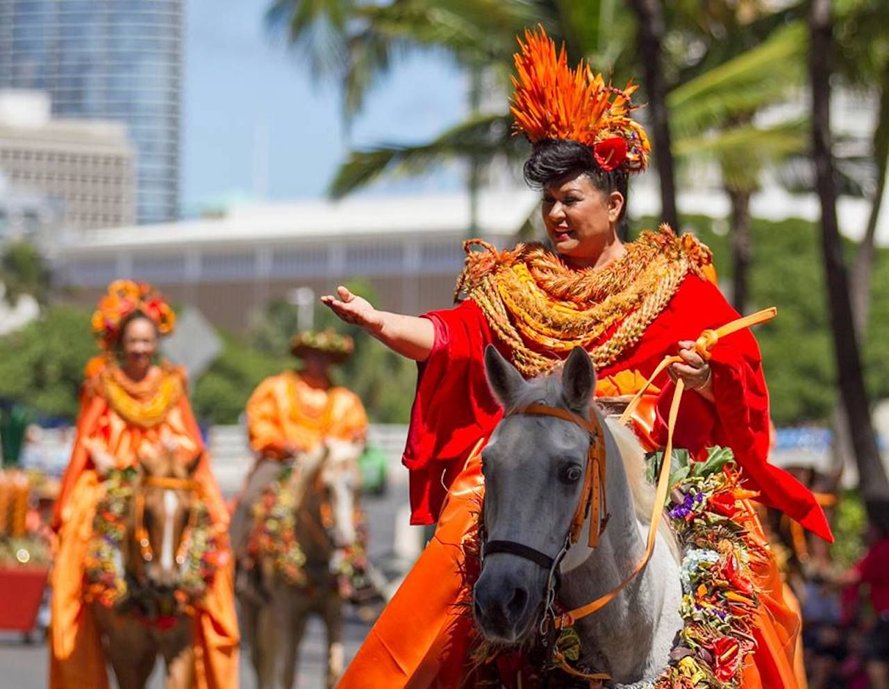 Aloha Festivals in Hawaii