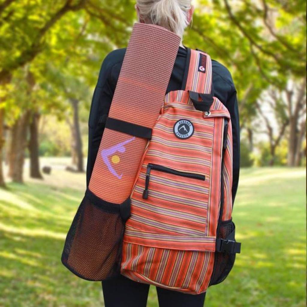 Aurorae Yoga bag
