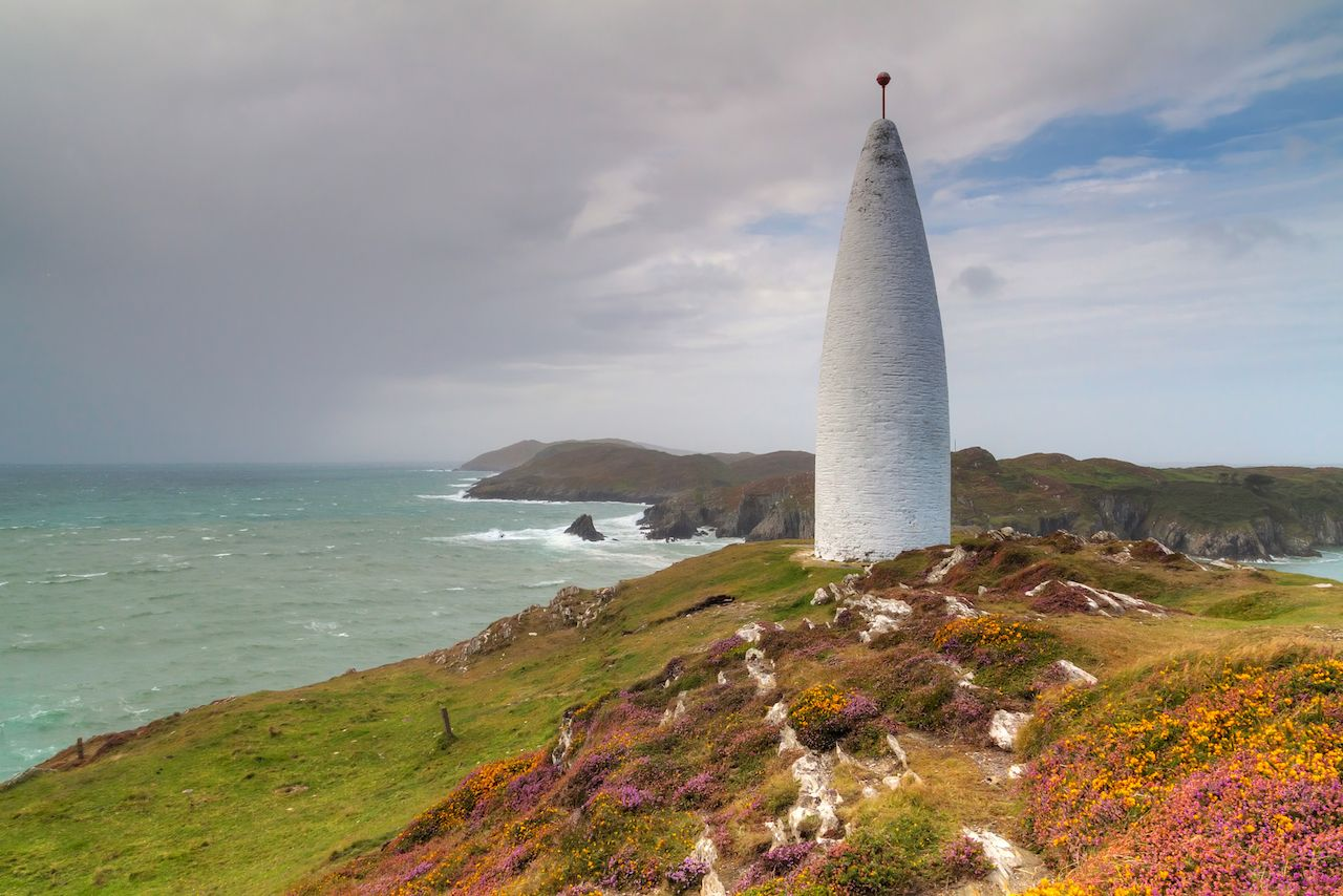 Baltimore Beacon, County Cork, Ireland