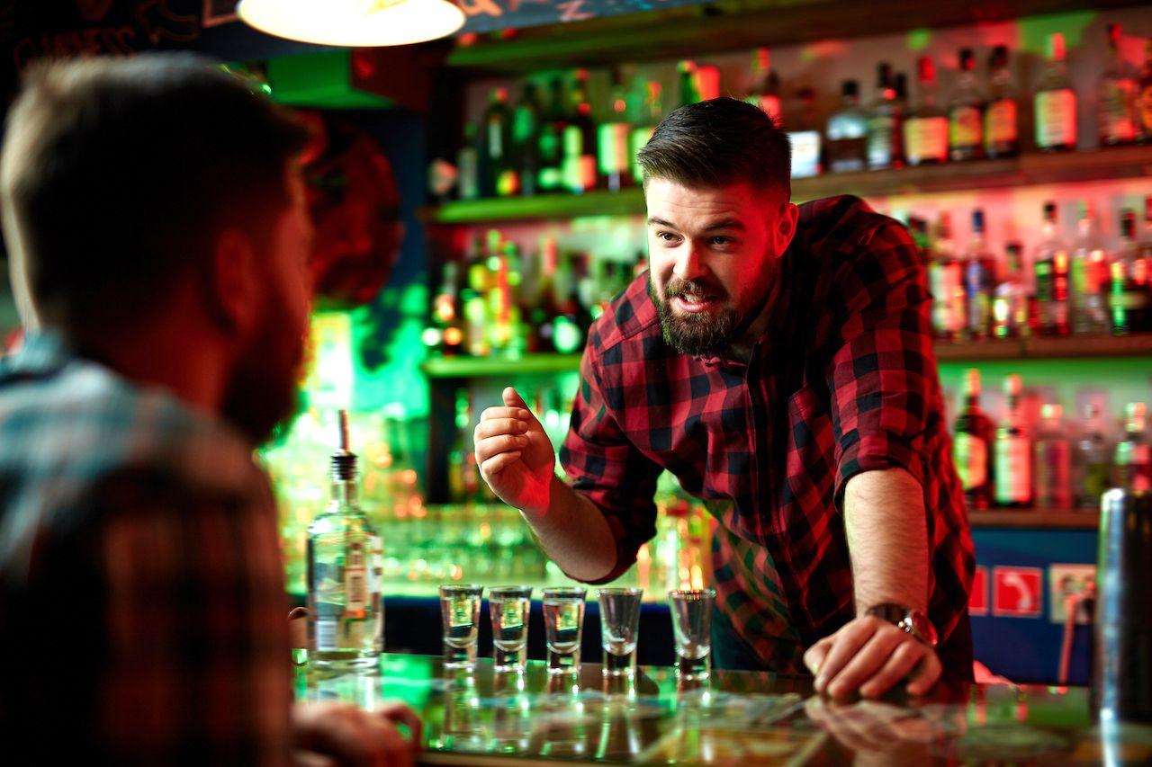 Debates all bartenders have