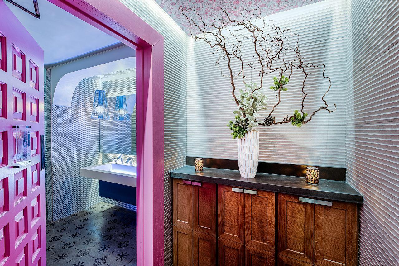 Bathroom in MI VIDA in Washington, D.C.