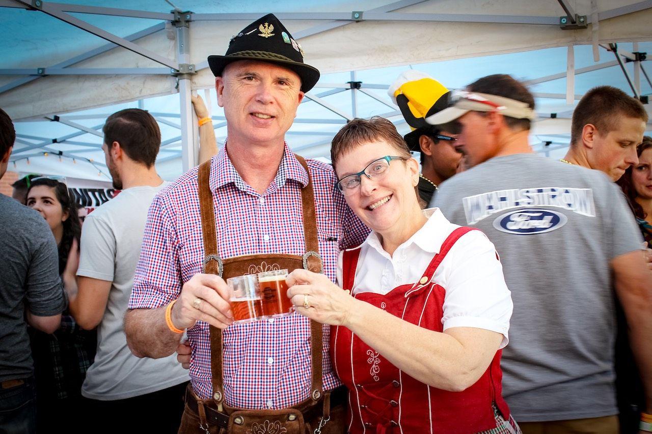 Bierborse Rapid City beer festival South Dakota