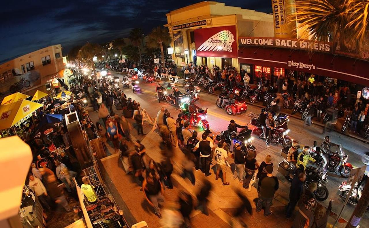 Bike Week Daytona Beach