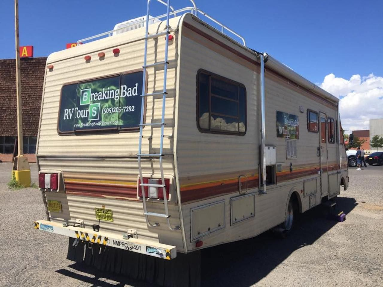 Breaking Bad RV Tours