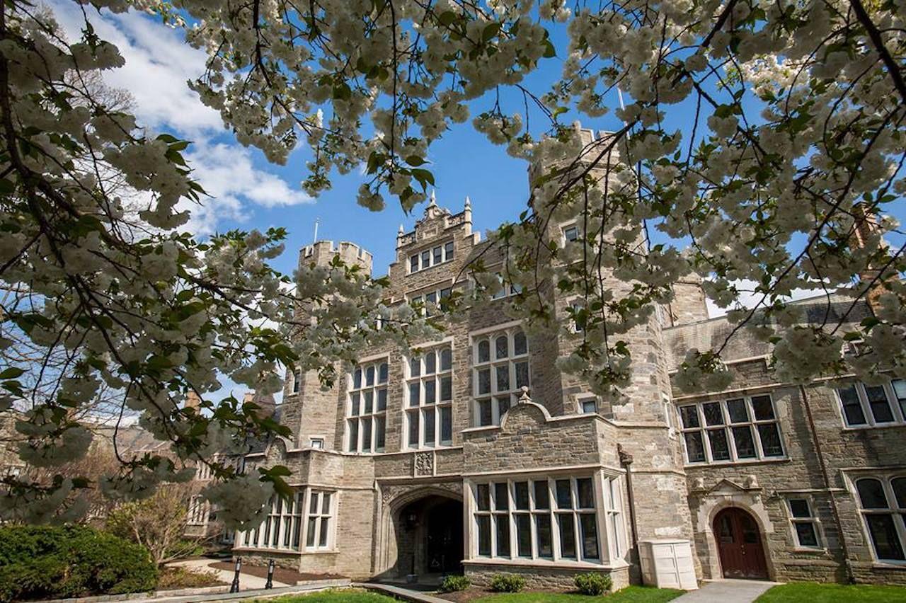 Bryn Mawr College campus