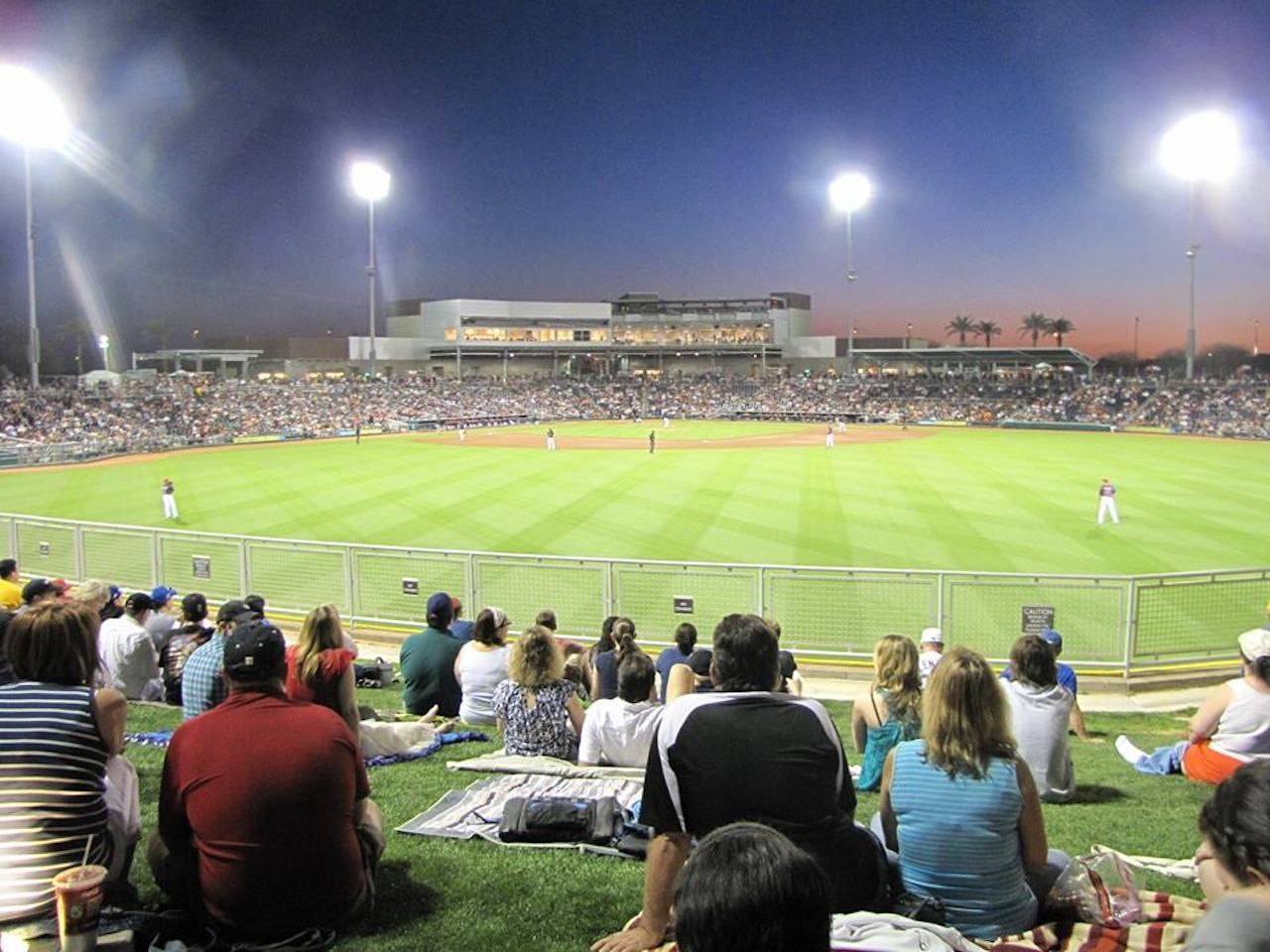 Cactus League baseball viewing (Spring Training)